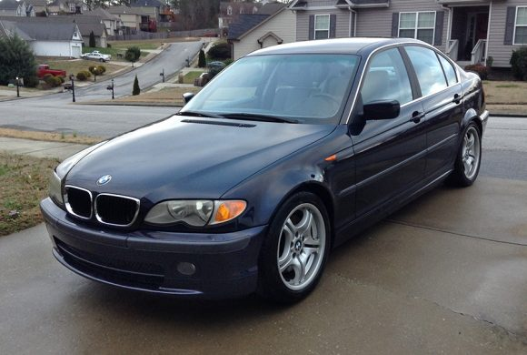 2002 BMW 330i 330 E46 Orient Blue